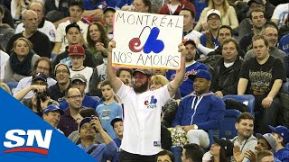 Ariel Helwani Is Still Fired Up About Losing the Expos by Sportsnet Canada