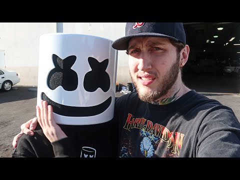 Meet The Real Marshmello