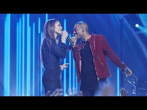 Video Mario & Zendaya - Let Me Love You (Live at Greatest Hits ABC) download in MP3, 3GP, MP4, WEBM, AVI, FLV January 2017