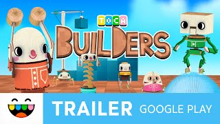 Toca Builders YouTube video