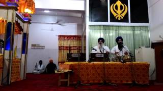 Marilao Philippines  city photo : Dasmesh Gursikh Temple . Marilao Philippines. Ragi Navjot singh and sathi 23 oct 2015