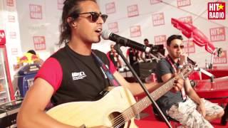 Yassine et Djibril chantent Zina de Babylone au MGP 2015 sur HIT RADIO