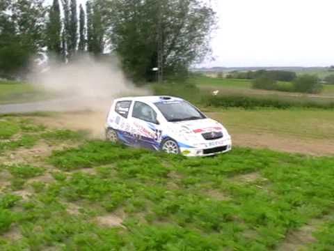 Rally Haute Senne 2010