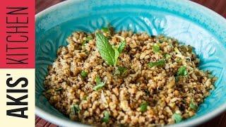 How to cook Bulgur Wheat | Akis Kitchen by Akis Kitchen