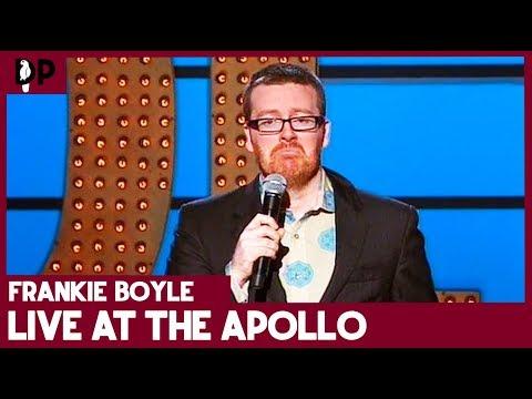 Frankie Boyle | Live At The Apollo | Season 4 | Dead Parrot