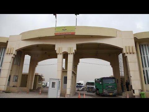 Ανοίγουν τα σύνορα Ιράν – Ιρακινού Κουρδιστάν