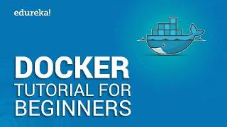 Docker Tutorial for Beginners - Part 1 | What is Docker? | Docker Training | DevOps Tools | Edureka