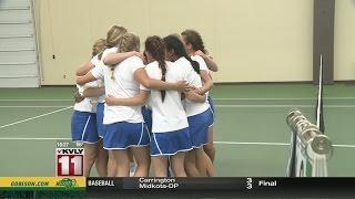 West Fargo (ND) United States  city images : West Fargo Sheyenne takes North Dakota Girls' Tennis team title