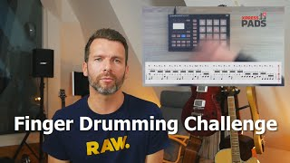 Finger Drumming Challenge