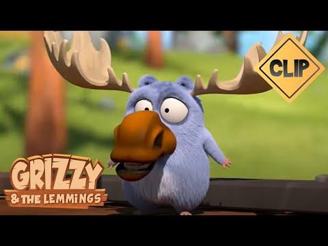 Des déguisements magiques pour Grizzy et les Lemmings - Grizzy & les Lemmings