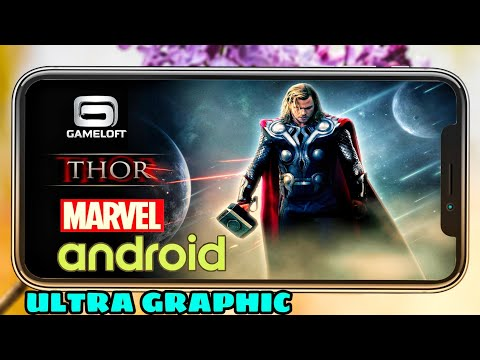 Marvel The Thor (Gameloft) Download for Android   Install Thor game on smartphone