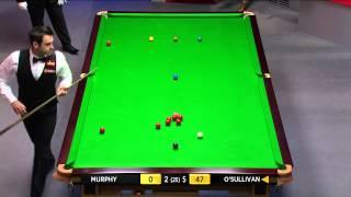 Snooker 2014 W.C. Murphy V O'Sullivan (7) [HD]