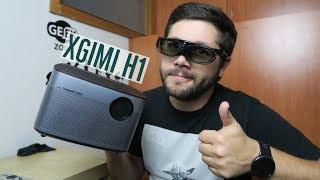 XGIMI H1 - O PROJETOR DE SONHO PARA CINEMA EM CASA!