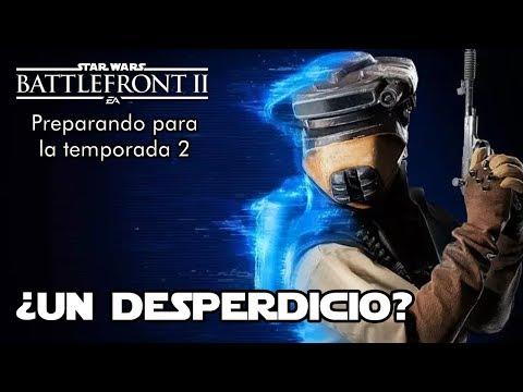 Lo nuevo en Battlefront 2 Temporada 2