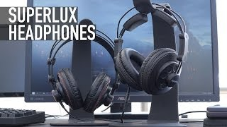 Video The Best Headphones Under $50: Superlux 681 & Superlux 668B MP3, 3GP, MP4, WEBM, AVI, FLV Juli 2018