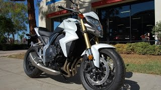 4. 2013 Honda CB1000R