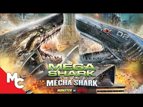 Mega Shark Vs Mecha Shark   Full Action Adventure Movie