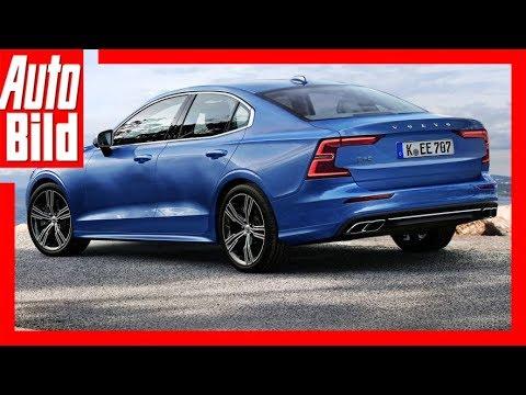 Volvo S60 (2018) Details / Erklärung