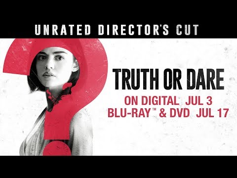 Blumhouse's Truth Or Dare I Trailer | Own It On Digital,  Blu-ray & DVD
