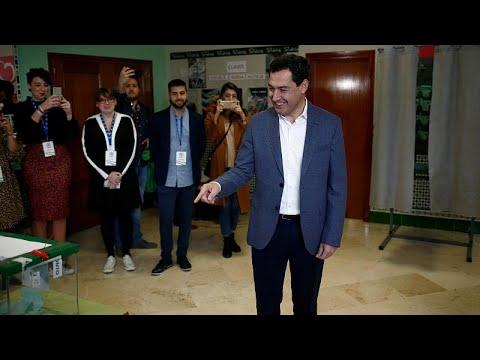 Ισπανία: Μεγάλη άνοδος της ακροδεξιάς στην Ανδαλουσία