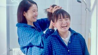 必見!吉田羊&鈴木梨央のかわいい母娘/ポカリスエットCM15×4