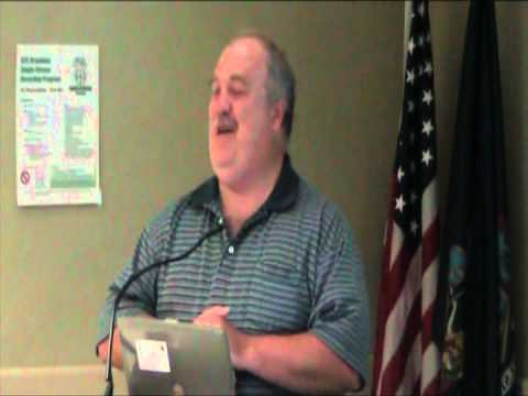 NYS DEC's Sustainability Forum on Renewable Energy – PV Installation Part 2