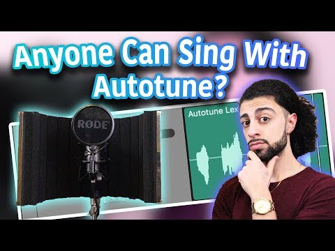 Can Anyone Sing With Autotune?! (Real Voice Vs. Autotune)