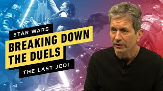 Star Wars: Breaking Down the Duels - The Last Jedi by IGN