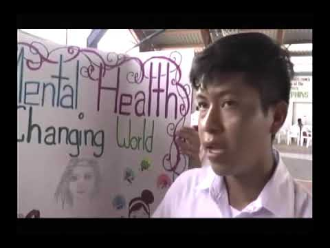 COROZAL ALSO CELEBRATES WORLD MENTAL HEALTH DAY WITH MANY DIFFERENT ACTIVITIES
