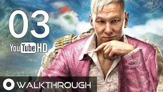 Far Cry 4 Walkthrough Part 3 [1080p HD 60FPS] - The Wolves' Den