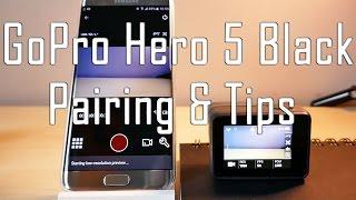 Video GoPro Hero 5 Pairing, Setup, Voice Commands & Top Tips MP3, 3GP, MP4, WEBM, AVI, FLV Februari 2019