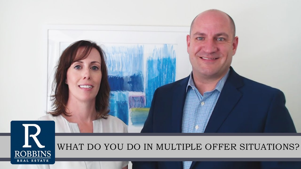 Handling Multiple Offers as a Buyer or Seller