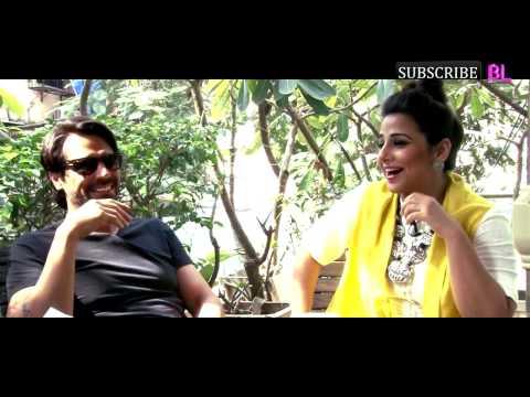 Vidya Balan tells us about her first encounter wit