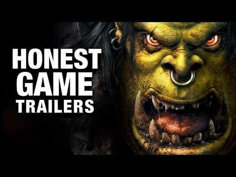 An Honest Video Game Trailer for the Warcraft