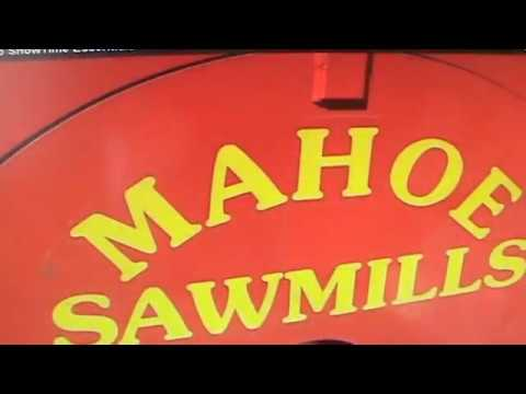 Serraria movel Sawmills MAHOE - NZ 2