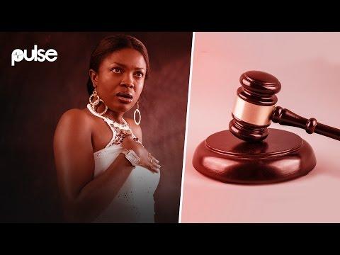 'Okafor's Law' Movie Premiere: Omoni Oboli Speaks on Court Injunction Stopping the Movie  | Pulse TV