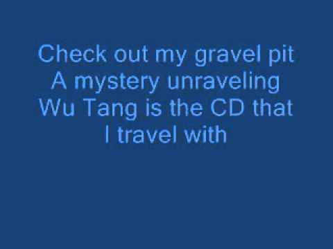 Wu-Tang Clan - Gravel pit Lyrics
