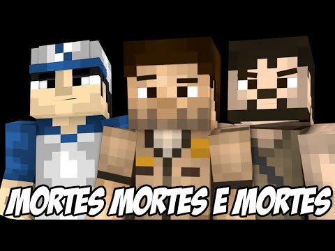 Minecraft The Walking Dead Ep 29 – MORTES , MORTES, MORTES E MAIS MORTES