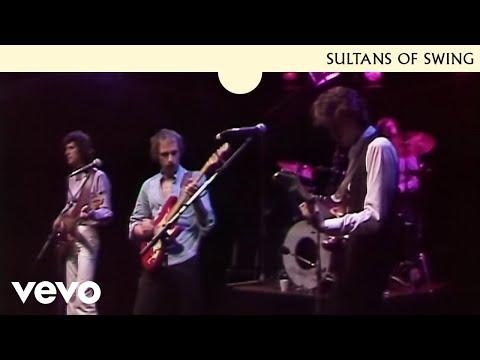 Tekst piosenki Dire Straits - Sultans of Swing po polsku
