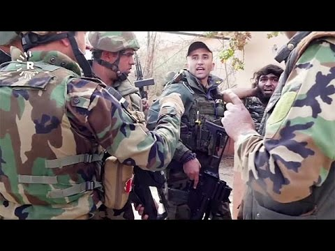 Ιράκ: Σύλληψη on camera τζιχαντιστή από κουρδικές δυνάμεις