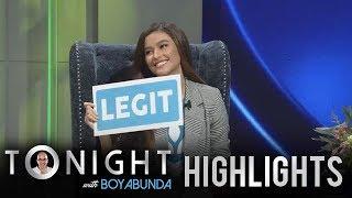 Video TWBA: Liza takes on Legit or Lie MP3, 3GP, MP4, WEBM, AVI, FLV Oktober 2018