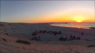 TimeLapse Bahia Salada - Desierto de Atacama