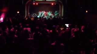 The Faceless - The Ancient Covenant - Hawthorne Theater, Portland, OR