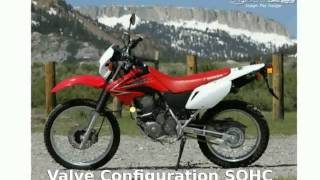 6. 2009 Honda CRF 230L Info, Details