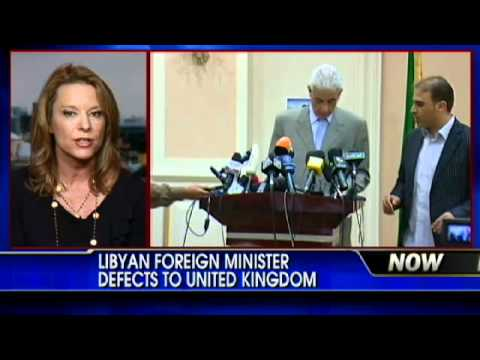 Libyan Foreign Minister Defects to UK