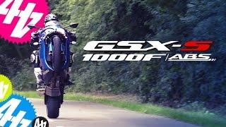 2. Suzuki GSX-S1000F Review | Road Test