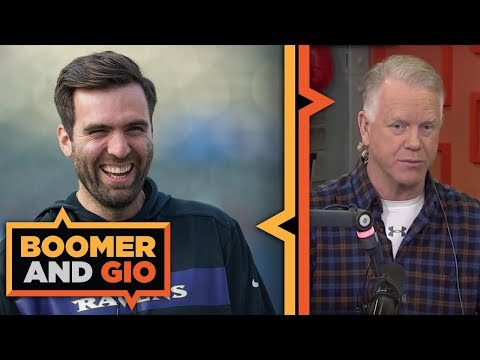 Video: FLACCO to the Broncos | Boomer and Gio
