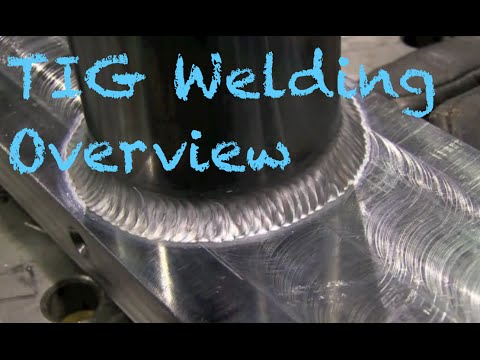 Basics - For a much more detailed article go here http://www.weldingtipsandtricks.com/tig-weld-basics.html visit the store and pick up a tig finger http://weldmongers...