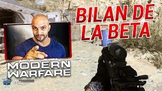 BILAN DE LA BETA DE MODERN WARFARE ! MON AVIS !