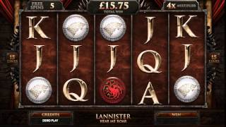Winter is coming, and so is the Game of Thrones™ Online Slot game, here at Lucky247 this December. Start your trail to Winterfell ...